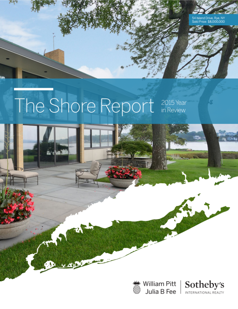 The Shore Report 2015