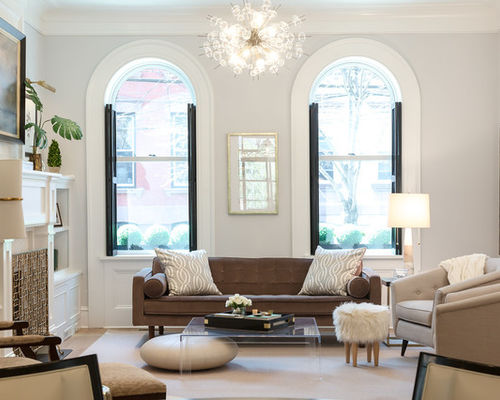 Five Strategies for Decorating Around Arched Windows and Doors ...