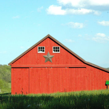 Red Barn Hartland CT